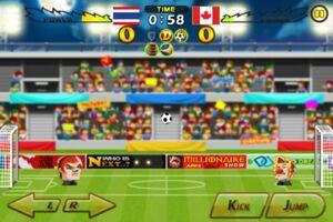 Thailand VS Canada 9