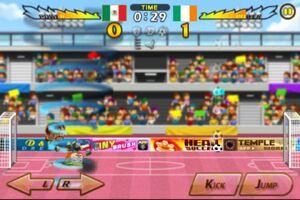 Mexico VS Ireland