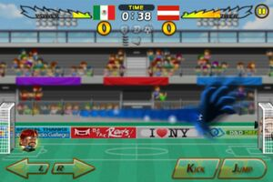 Mexico VS Austria 0