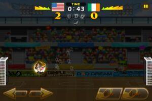 United States VS Ireland