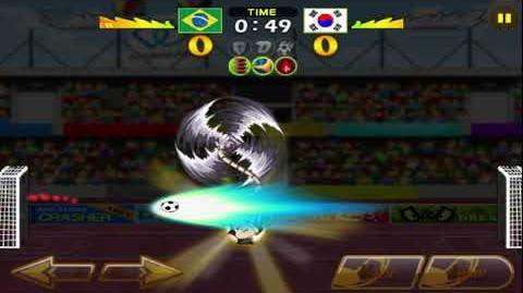 South Korea (Power Shot)