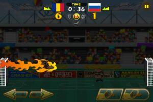 Romania VS Russia 2