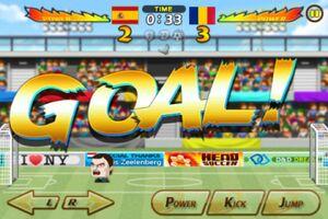 Spain VS Romania 1