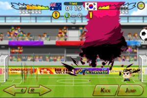 Australia VS South Korea 3