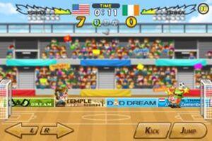 United States VS Ireland 7