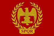 Ancient Rome's Flag