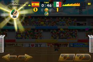 Spain VS Mexico 3