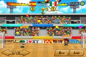 Spain VS Mexico