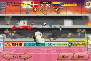 Denmark VS Colombia 2