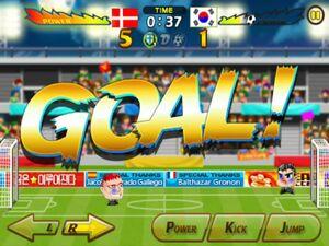 Denmark VS South Korea 6