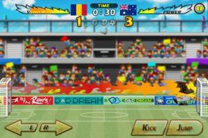 Romania VS Australia