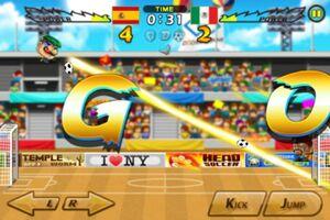 Spain VS Mexico 5