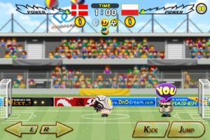 Denmark VS Poland 1