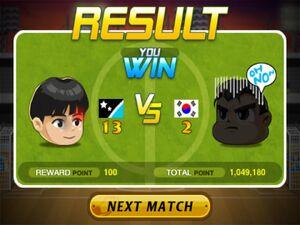 Super Saiyan VS South Korea