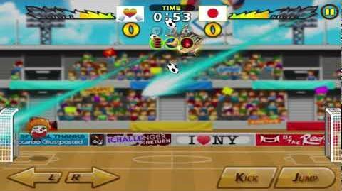 Japan (Power Shot)