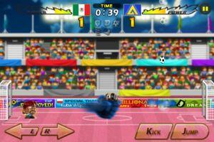 Mexico VS Cyborg 1