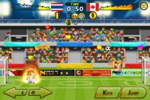 Thailand VS Canada 7