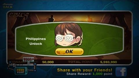Head Soccer - How to Unlock Philippines - Fight MODE Completed w India - HUGE POINT PURCHASE