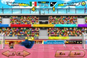 Mexico VS Super Saiyan 0