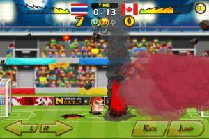 Thailand VS Canada 1