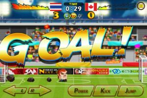 Thailand VS Canada 4