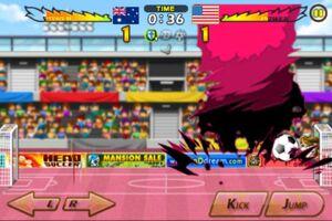Australia VS USA 1