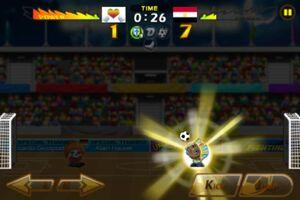 Valentine VS Egypt 1