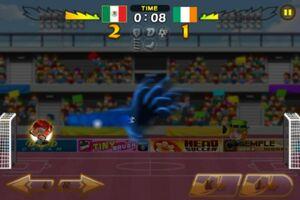 Mexico VS Ireland 2