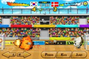 Denmark VS South Korea 3