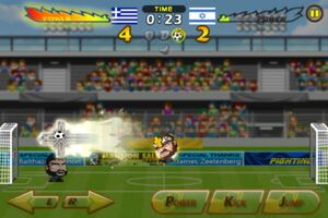 Greece VS Israel 3