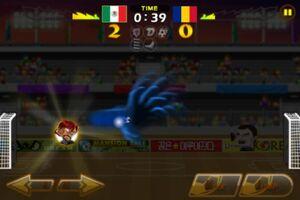 Mexico VS Romania 2