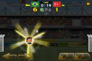 Brazil VS Turkey 2
