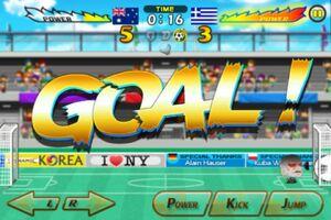Australia VS Greece 10
