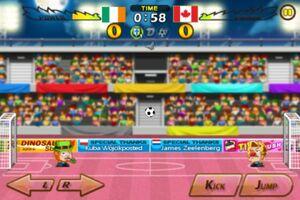 Ireland VS Canada 10