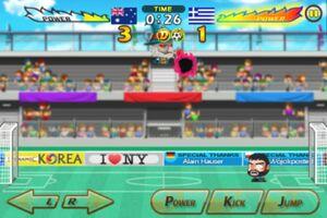 Australia VS Greece 8