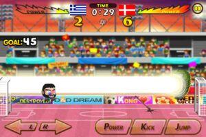 Greece VS Denmark 2