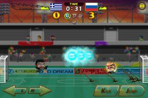 Russia VS Greece 2