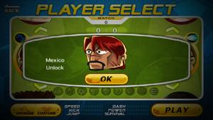 Unlock Screen Mexico