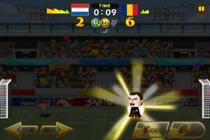 Romania VS Netherlands 1
