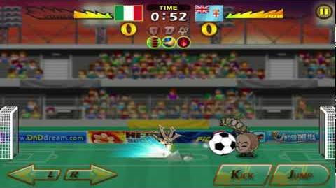 Italy (Power Shot)