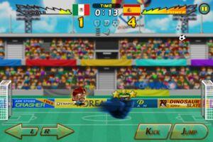 Mexico VS Spain