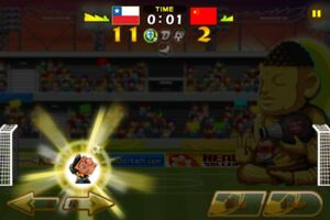 Chile VS China 6