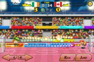 Ireland VS Canada 5