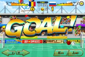 Romania VS Russia 1