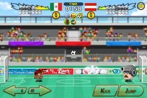 Mexico VS Austria