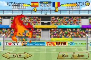 Spain VS Romania 2