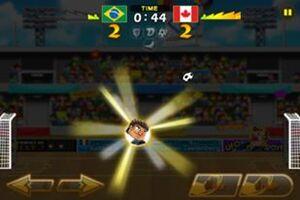 Brazil VS Canada 2