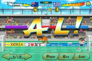 Australia VS Greece 14