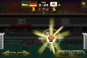 Valentine VS Germany 6