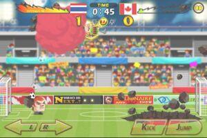Thailand VS Canada 6